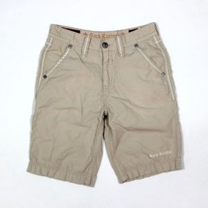 Rock Revival Cargo Shorts Slim Fit Embellished